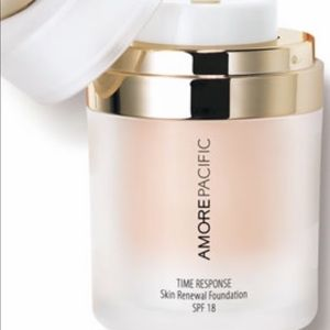 AMORE PACIFIC response skin renewal foundation